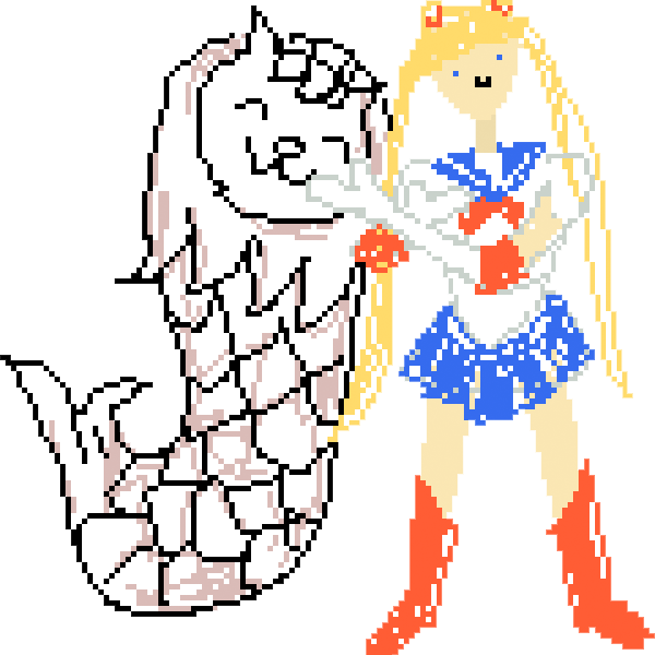 the-merlion-and-sailor-moon